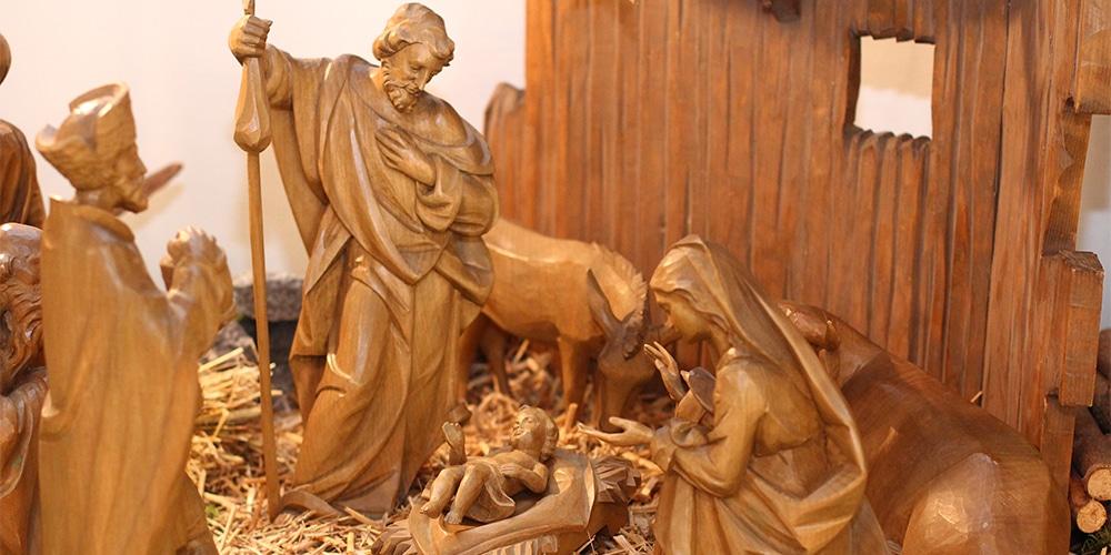 Krippe | Geburt des Herrn