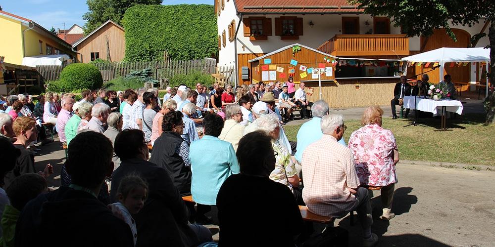 Dorffestgottesdienst