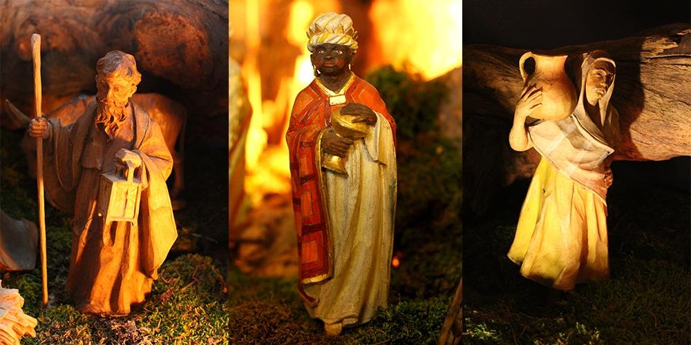 Weihnachskrippe | Figuren
