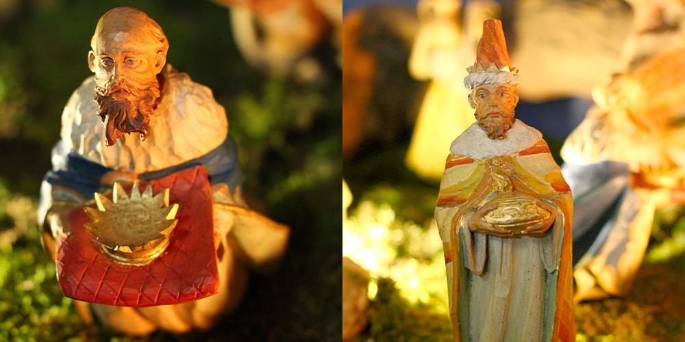 Weihnachskrippe | Könige