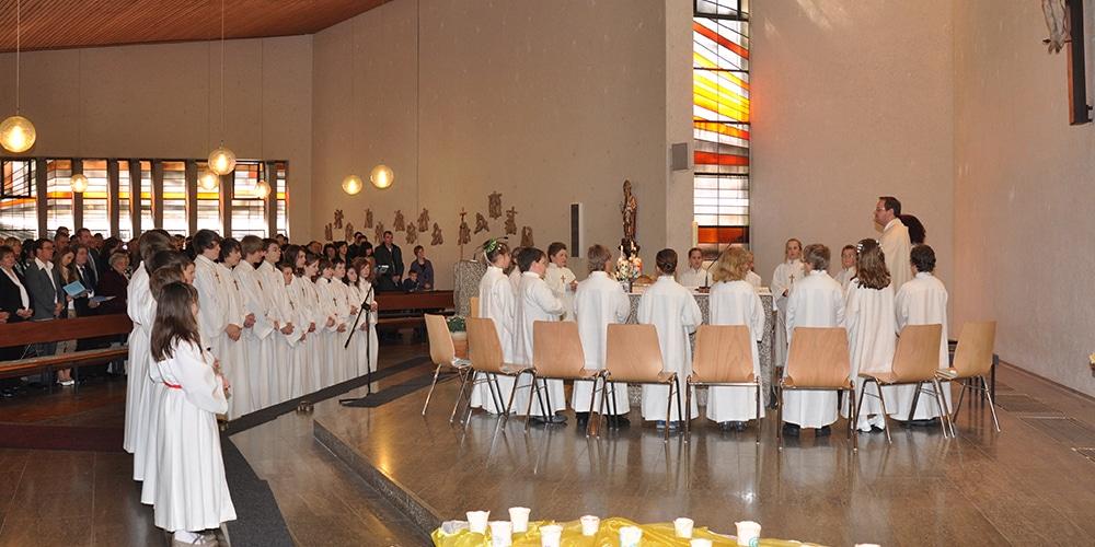 Hochgebet 2012 in Waldmössingen