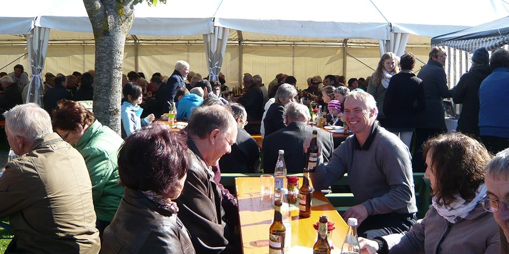 15 Jahre Thesenkapelle | Fest