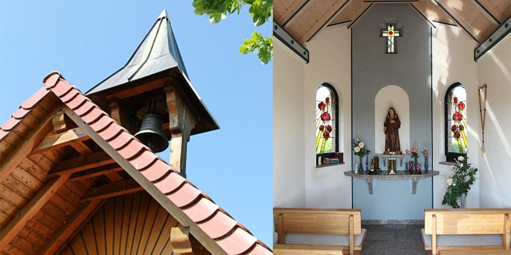 Tesenkapelle | Details