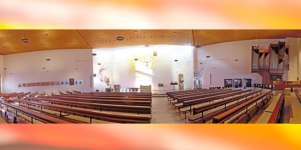 Panorama nach Renovierung