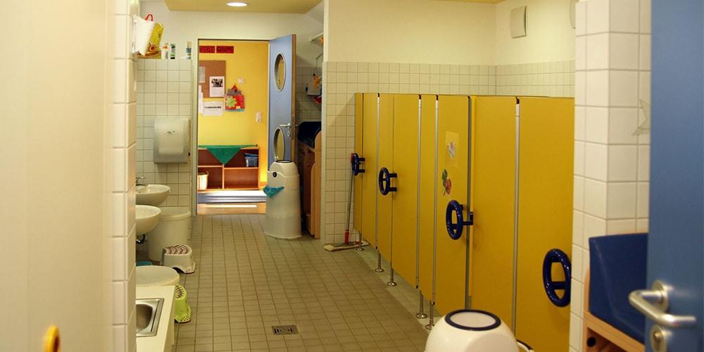 Ü3 | Sanitäranlagen