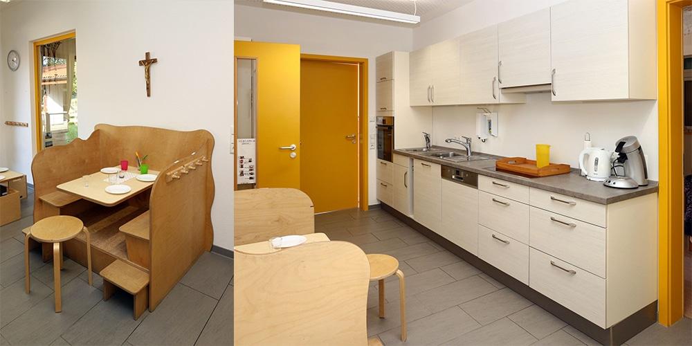 U3 | Küchenbereich
