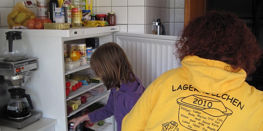 Miniwochenende Aichhalden 2012 | Küche