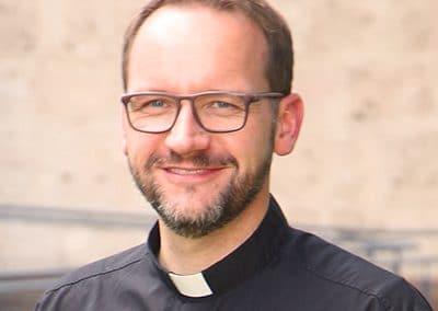 Pfarrer Albrecht | Vorsitzender