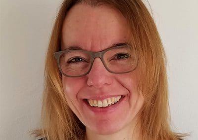 Claudia Notheis | Stv. Gew. Vorsitzende |