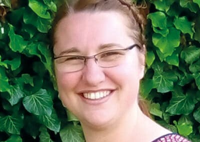 Carina Armbruster | Gewählte Vorsitzende | KGR Heiligenbronn