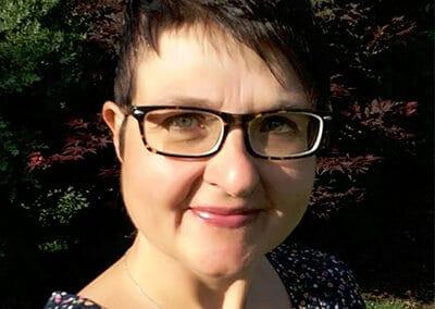 Sabine Haas | Pfarramtsverwaltungsleitung